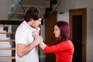 Domestic Violence with Married Couple
