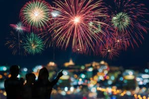 How To Stay Safe Using Fireworks