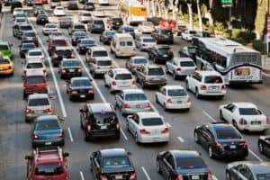 Heavy traffic makes the 4th of July especially dangerous.