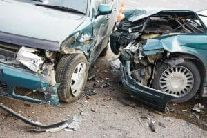 Injuries resulting from an accident in East Lansing, MI 48823