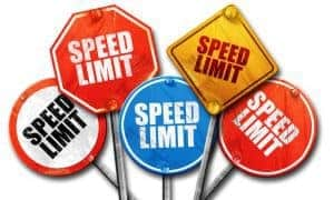 Reduced Speed Limits Can Reduce Head-On Crash Injuries