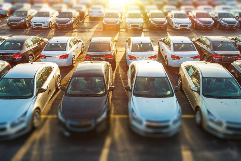 Crowded Parking Lots Are Common Locations for Accidents