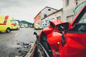 Serious Car Crash in Michigan Which Resulted in Paralysis