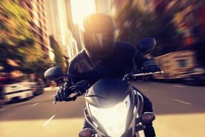 Unsafe Lane Changes in Motorcycle Likely Result in Accidents