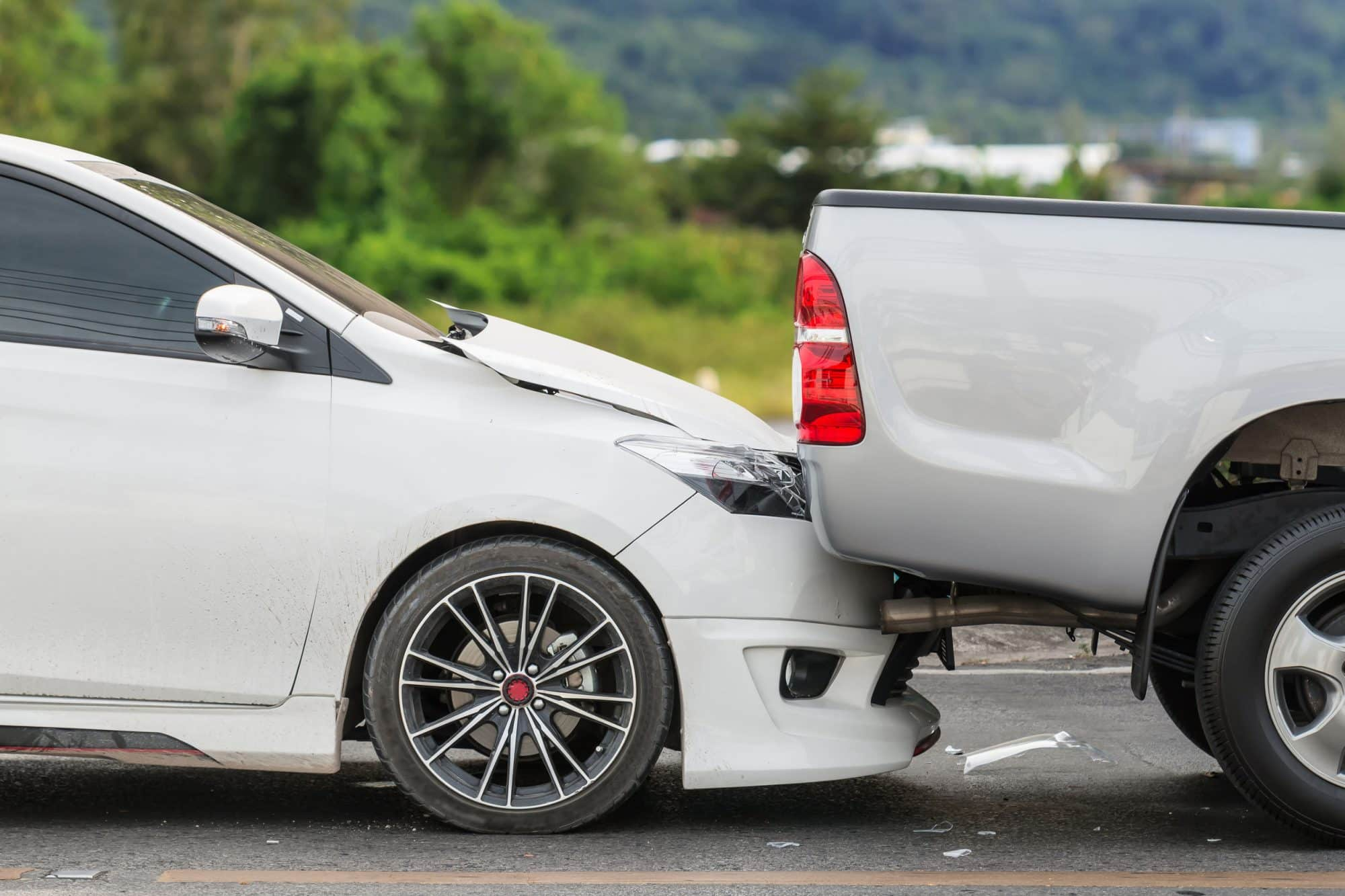 Most Common Injuries Caused by Rear-End Collisions