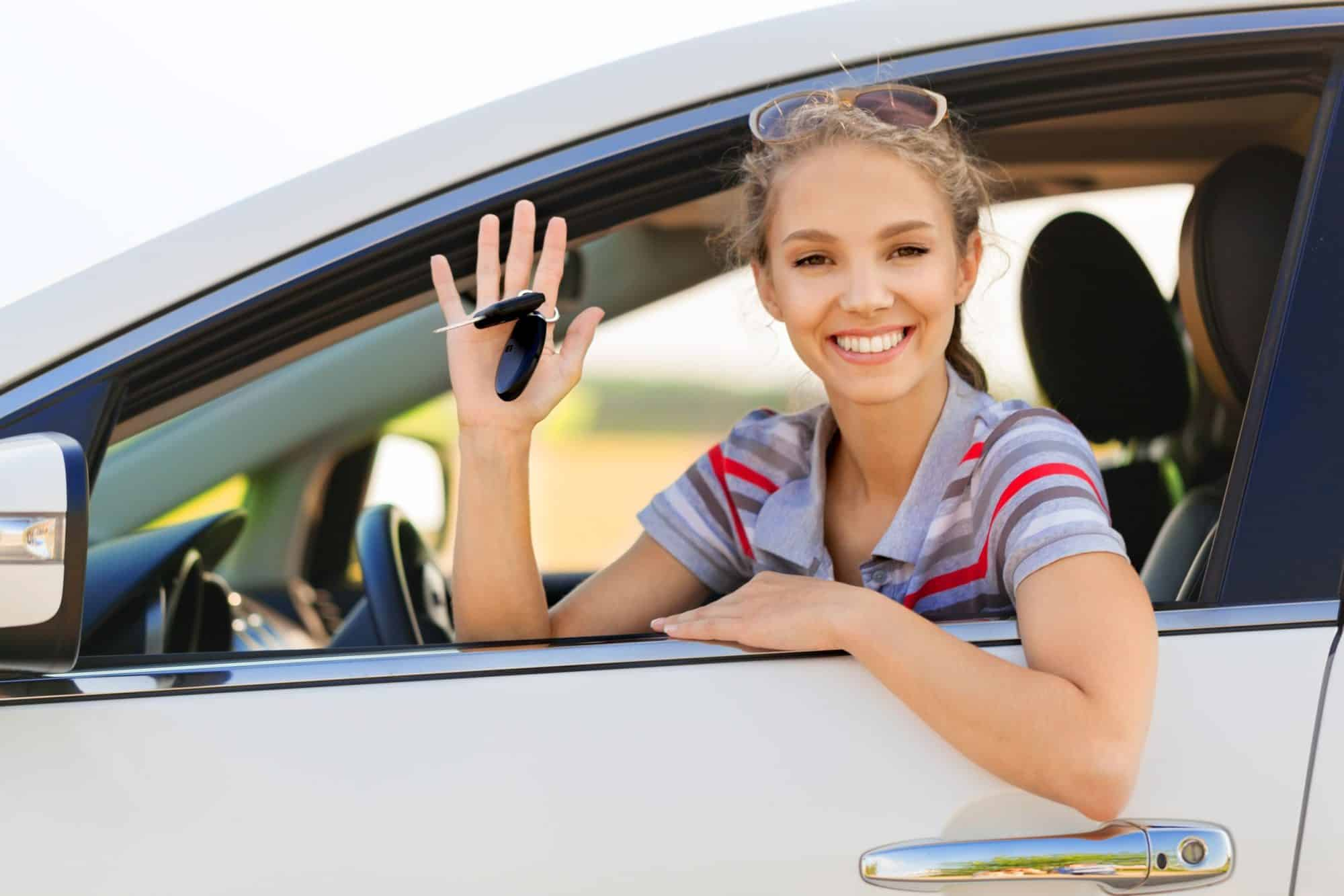 Top 7 Common Mistakes New Teen Drivers Make